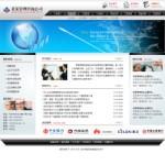 管理咨询公司网站模板