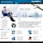 工商代理公司网站模板