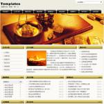 典当公司网站模板
