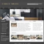 家具公司网站(英文)模板